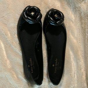 NYOT Kate Spade Jelly Ballerina Flats
